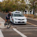 Видео: робомобиль Waymo распознаёт детей и прогнозирует поведение велосипедистов