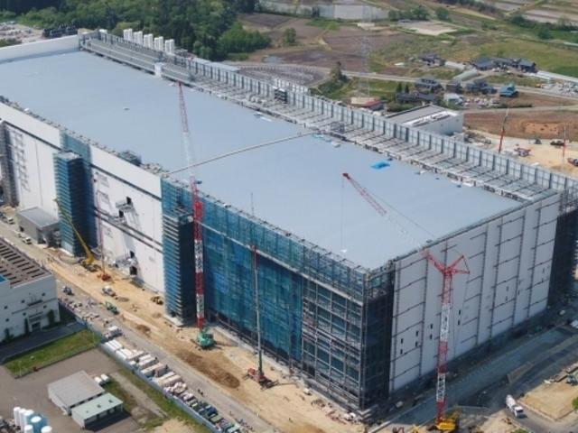 Toshiba и Western Digital совместно инвестируют в завод по выпуску флеш-памяти