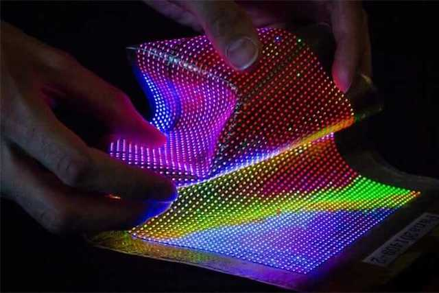 Почему растёт популярность OLED-дисплеев