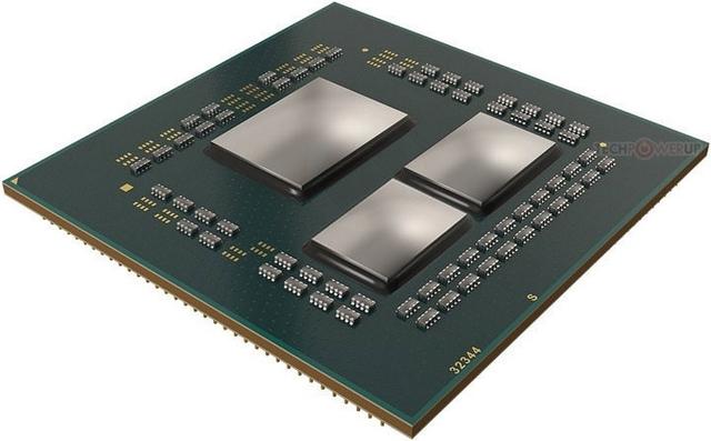 Образец 16-ядерного Ryzen 3000 показал впечатляющую производительность в Cinebench R15