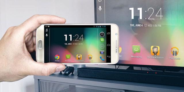 Как смотреть видео с Android-смартфона на телевизоре