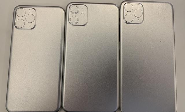 Оттиски корпуса подтверждают наличие новой системы камер у будущих iPhone