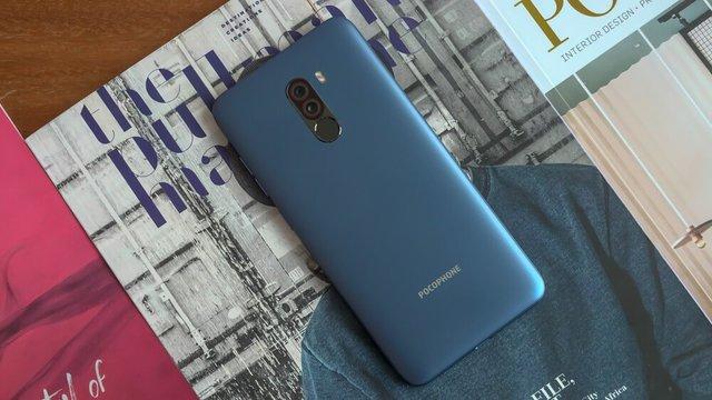 Xiaomi Pocophone F1 провалил тест камеры DxOMark
