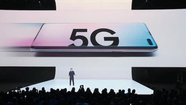 Когда начнутся продажи Galaxy S10 5G? Есть версия