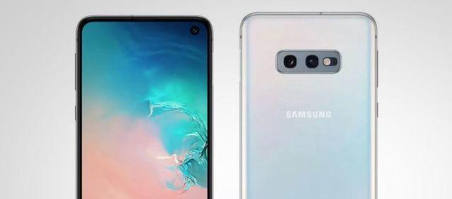 Samsung Galaxy S10e в новом канареечном цвете составит конкуренцию iPhone XR