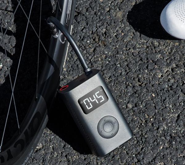 Xiaomi выпустила велосипедный насос MIJIA Bicycle Pump за $30
