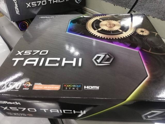 ASRock подготовила материнскую плату X570 Taichi для новых процессоров AMD