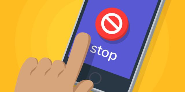 7 способов прервать поток телефонного спама прямо сейчас