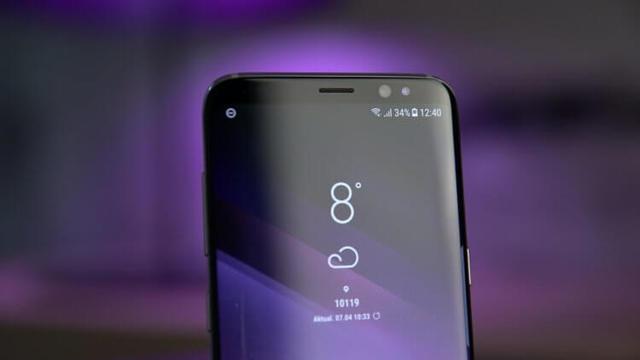 Samsung совершенствует работу камеры Galaxy S8 в последнем обновлении